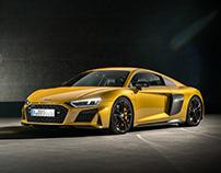 Audi R8 - CGi