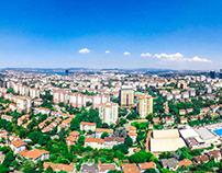 Polat İnşaat Havadan Şantiye Fotoğraf Çekimleri