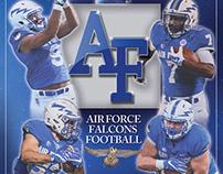 USAFA Falcons Football cover