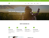 Redesign Website Concept for Allianz Insurance