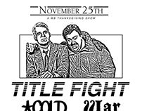 Title Fight Thanksgiving Show