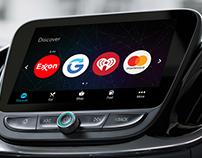 OnStar Go - Cognitive Mobility Platform Design