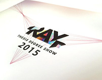 RAY: Thesis Degree Show