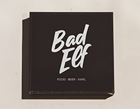 BAD ELF - food, beer & vinyl