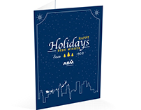 ABM Holiday Cards