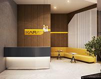 Karat 34 / Office İstanbul / Bakırköy