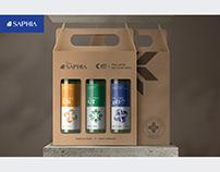 BRAND | Saphia Pharma - Rebrand