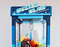 The Ocean Claw