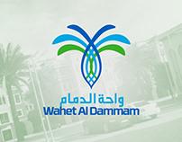 Wahet Al Dammam Branding