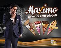 MAXIMO Frikom/Ledo
