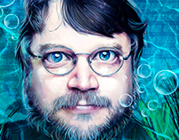 Guillermo Del Toro, 'The shape of water'