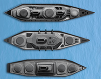 Battleship Android Game Concept