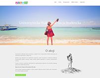 uwas.edu.pl Web design