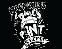 Happiness comes PINT-SIZED