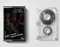 Cassette Cover Design - A Tribe Called Quest