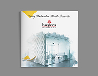 Baştem catalog design