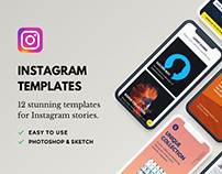 Rogue Instagram Templates