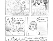 personal comic
