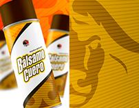Identity and Packaging BÚFALO / Bálsamo cuero