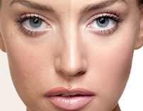 Frequency Seperation Retouching