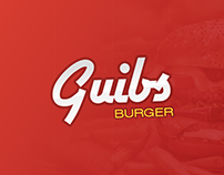 Guibs Burger - Brand Design