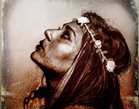 Raw prayer