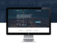 Landing Page (business in Europe)