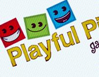 Logotipo Playul Pixels
