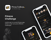 Fitness and Exercise App