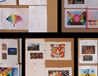 Workshop Color Concepts for B.des BID : 2013