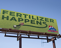 Intermountain Farmer's Association fertilizer campaign