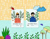 Identidade Visual // Autora de Histórias Infantis