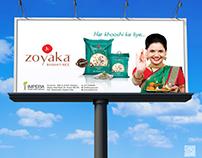 Zoyaka Hoarding