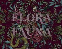 Flora & Fauna for Procreate