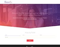 Inquiries Landing Page