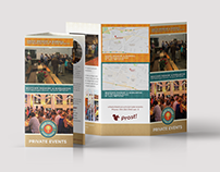 Urban Chestnut Event Space Brochure