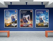 Gulf Superfleet & Cargo Poster
