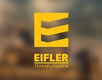 Eifler Terraplenagem | Logo Design