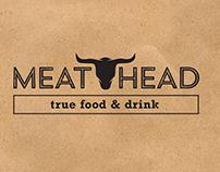 Meathead Restaurant Branding & Business Plan