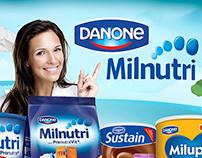Material Promocional - Danone Milnutri