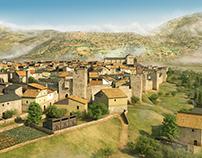 La Seu d'Urgell S.XIV