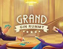 Grand Gin Rummy
