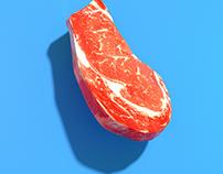 meat pattern