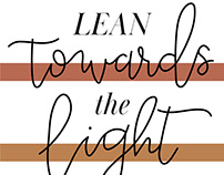 Lean Towards the Light