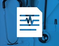 Web de Salud | Branding