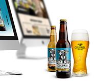 Colonel Beer Website