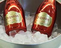 Decoration for Sparkling wine Oreanda