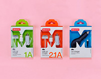 Brand Identity for Maverick TM