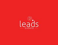 Leads evento Branding