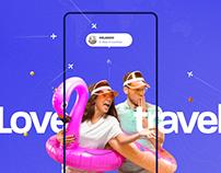 Lilo Travel ® Atom Design 🥳 PWA